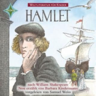 Hamlet, 1 Audio-CD