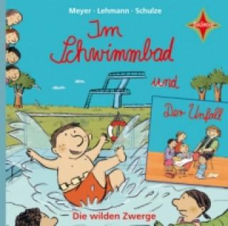 Im Schwimmbad - Der Unfall, 1 Audio-CD