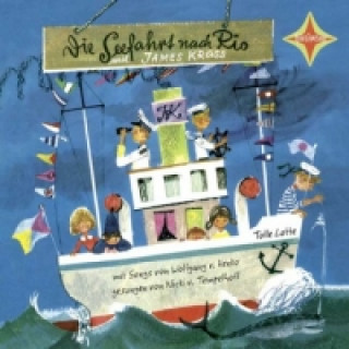 Die Seefahrt nach Rio, 1 Audio-CD