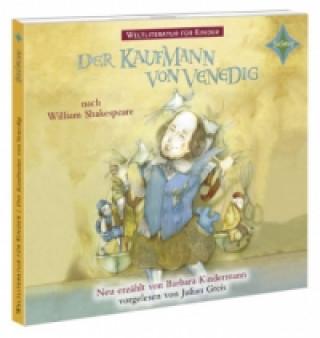 Der Kaufmann von Venedig, 1 Audio-CD