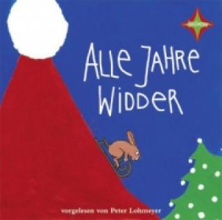 Alle Jahre Widder, 2 Audio-CDs