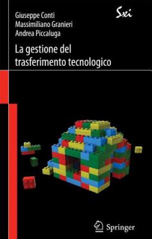 Kniha La Gestione del Trasferimento Tecnologico Giuseppe Conti