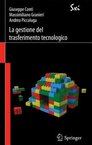 Könyv La gestione del trasferimento tecnologico Giuseppe Conti