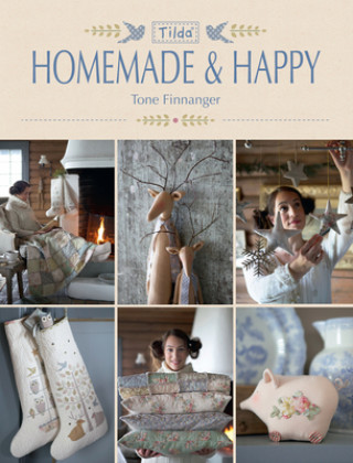 Carte Tilda Homemade & Happy Tone Finnanger