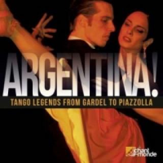 Audio Argentina! Tango Legends from Gardel to Piazzolla, 2 Audio-CDs Carlos/Salg n Gardel