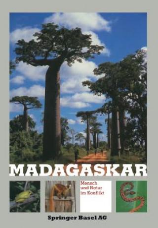 Carte Madagaskar ITTNER