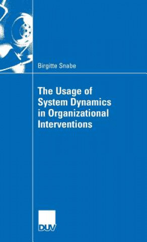 Usage of System Dynamics in Organizational Interventions