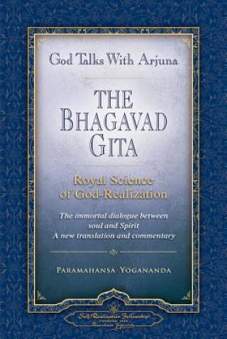Carte God Talks with Arjuna Paramahansa Yogananda
