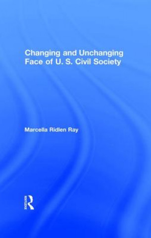 Changing & Unchanging Face of Us Civil Society