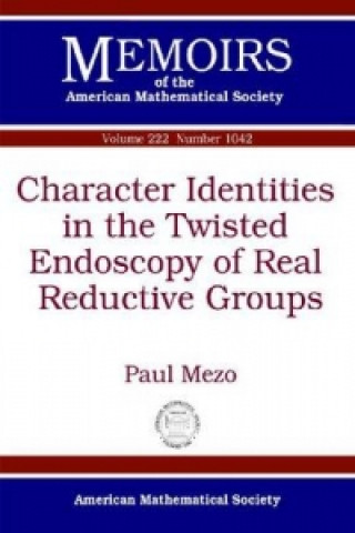 Character Identities in the Twisted Endoscopy of Real Reductive Groups