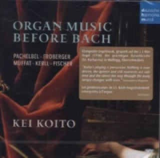 Organ Music Before Bach, 1 Audio-CD