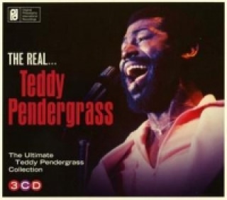 The Real... Teddy Pendergrass, 3 Audio-CDs
