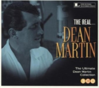 The Real... Dean Martin, 3 Audio-CDs