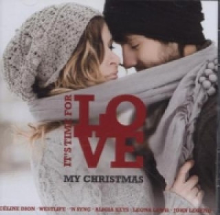 It's Time for Love (My Christmas), 1 Audio-CD