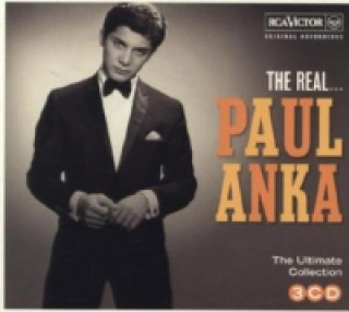 The Real... Paul Anka, 3 Audio-CDs