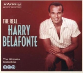 The Real... Harry Belafonte, 3 Audio-CDs