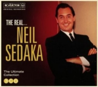 The Real... Neil Sedaka, 3 Audio-CDs