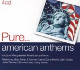Pure... American Anthems, 4 Audio-CDs