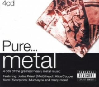 Pure... Metal, 4 Audio-CDs