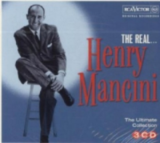The Real...Henry Mancini, 3 Audio-CDs