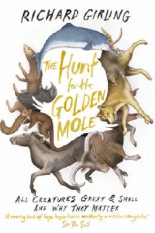 Hunt for the Golden Mole