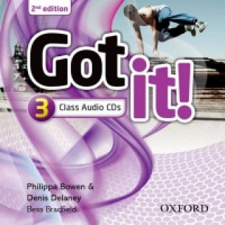 Got it: Level 3: Class Audio CD