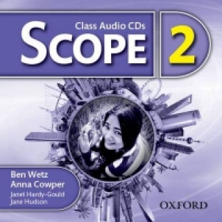 Scope: Level 2: Class Audio CD