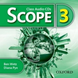 Scope: Level 3: Class Audio CD