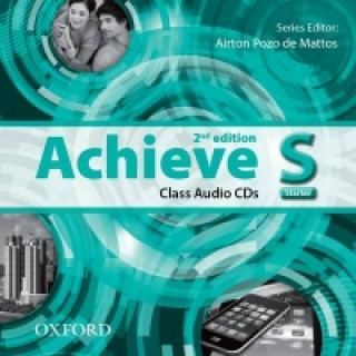 Achieve: Starter: Class Audio CD American English