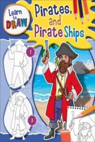 Learn to Draw: Pirates