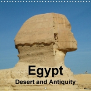 Egypt - Desert and Antiquity (Wall Calendar 2015 300 × 300 mm Square)