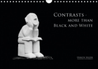 Contrasts - more than Black and White (Wall Calendar 2015 DIN A4 Landscape)