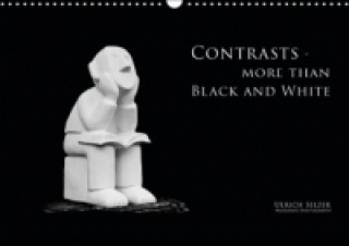 Contrasts - more than Black and White (Wall Calendar 2015 DIN A3 Landscape)