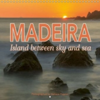 Madeira island between sky and sea (Wall Calendar 2015 300 × 300 mm Square)