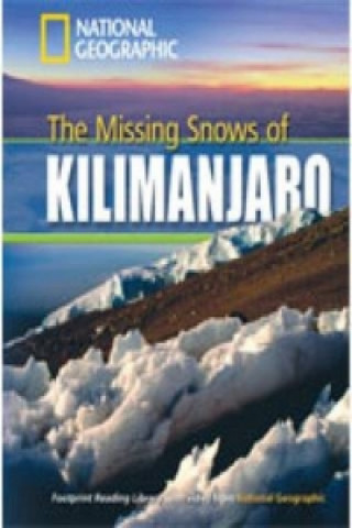 Missing Snows of Kilimanjaro