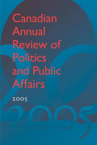 Canadian Annual Review of Politics and Public Affairs