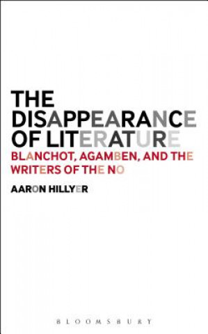 Disappearance of Literature