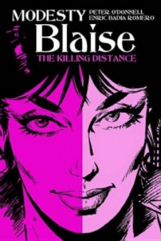 Modesty Blaise - The Killing Distance