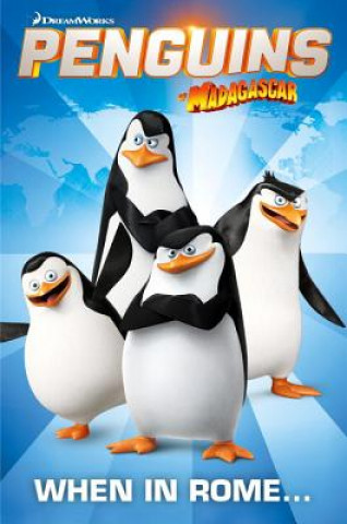 Penguins of Madagascar Vol 1
