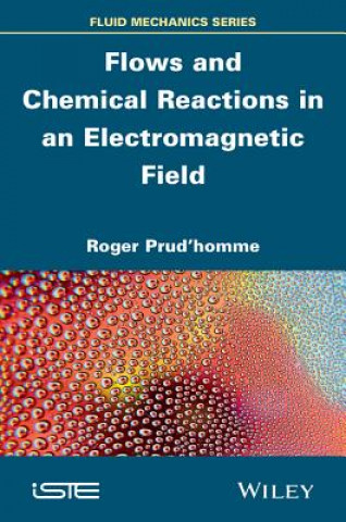 Flows and Chemical Reactions Under Electromagnetic Field