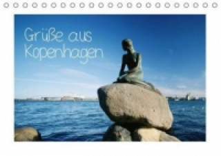 Grüße aus Kopenhagen (Tischkalender 2015 DIN A5 quer)