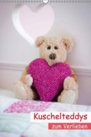 Kuschelteddys zum Verlieben (Wandkalender 2015 DIN A3 hoch)