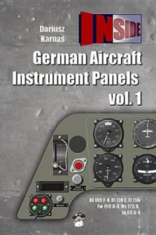 German Aircraft Instrument Panels Vol. 1.