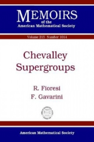 Chevalley Supergroups