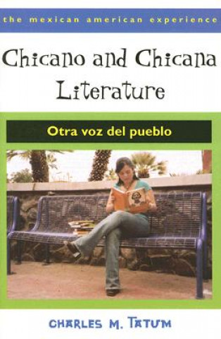 Chicano and Chicana Literature