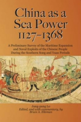 China as a Sea Power, 1127-1368
