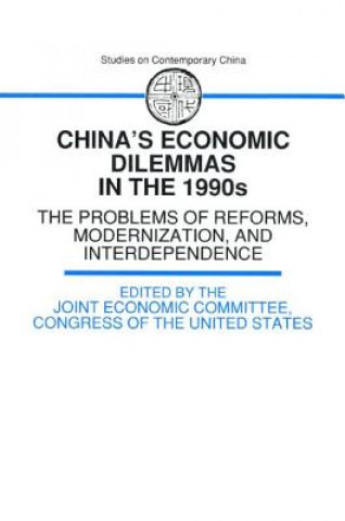 China's Economic Dilemmas in the 1990's