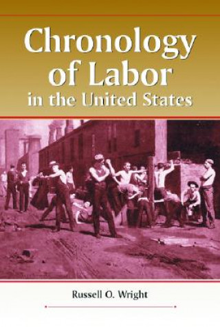Chronology of Labor in the United States