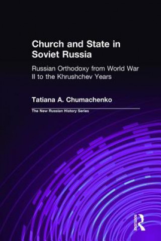 Church and State in Soviet Russia