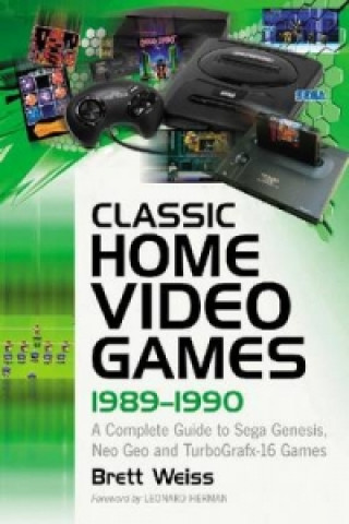 Classic Home Video Games, 1989-1990